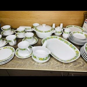 Noritake Springfield Dishes- individual listed